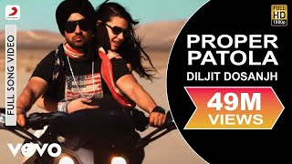 Proper Patola - Badshah Music Video