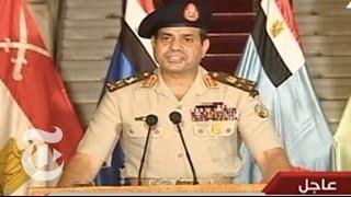 Військвий переворот у Єгипті. Президента Мурсі заарештовано