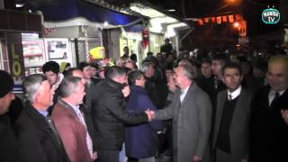 Başkan Ergün'den Saruhanlı'da Gövde Gösterisi