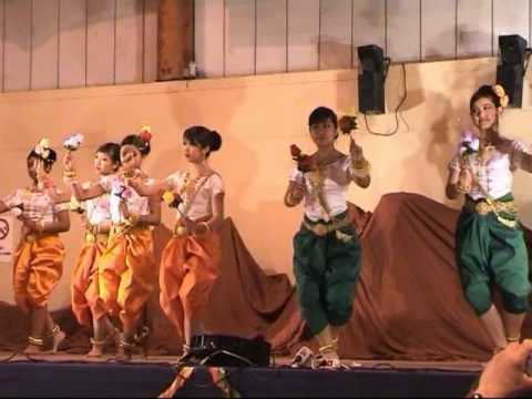 AJBK. ~ Robam Phka  Sala Khmer de Noisiel, 2008