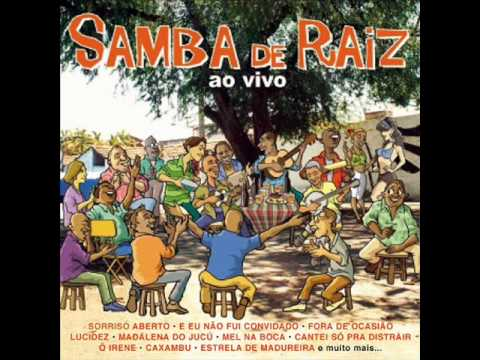 Samba De Raiz - Jibóia