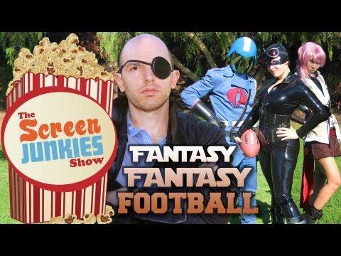 Fantasy Fantasy Football (with Paul Scheer!)