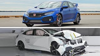 Honda Civic (2017) From Factory To Scrapyard. YouCar Car Reviews.
