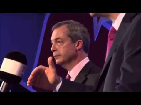 The LBC Leaders' Debate  Deputy PM Nick Clegg v UKIP Nigel Farage - 2014