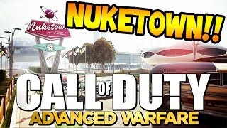 NUKETOWN In Call Of Duty Advanced Warfare? Beta Access