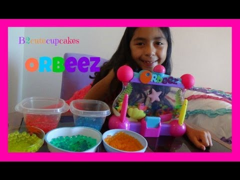 ORbeez Light-up Aquarium Review and Play