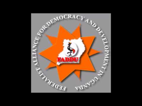 PROF MUBIRU MUSOKE ON VOICE OF UGANDA RADIO  PROGRAM DEMOCRATIZATION OF AFRICA