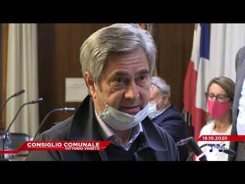 CONSIGLIO COMUNALE VITTORIO VENETO - Seduta del 19.10.2020
