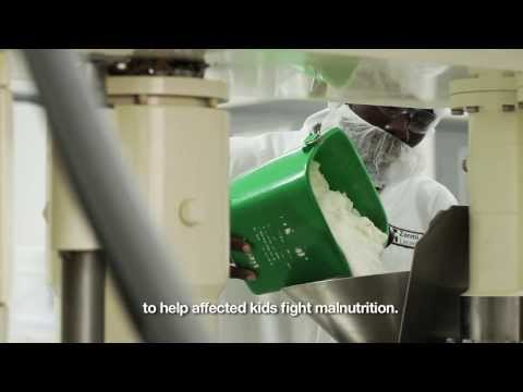 Made in Haiti: Partners In Health, Abbott and the Abbott Fund Open New Nutrition Facility