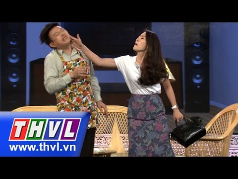 THVL   Danh hài đất Việt - Tập 19: Cái gì vậy trời - Chí Tài, Ngọc Lan, Thu Trang, Bảo Chung