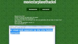 Moviestarplanet Hack NL/Dutch WERKT 100%! (GEEN SURVEY