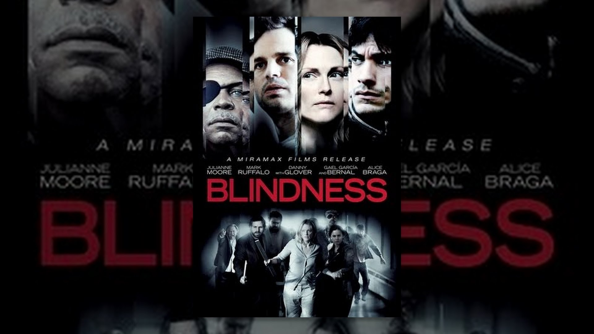 blindness youtube