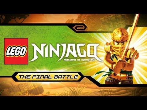 LEGO® Ninjago - The Final Battle - Universal - HD Gameplay Trailer