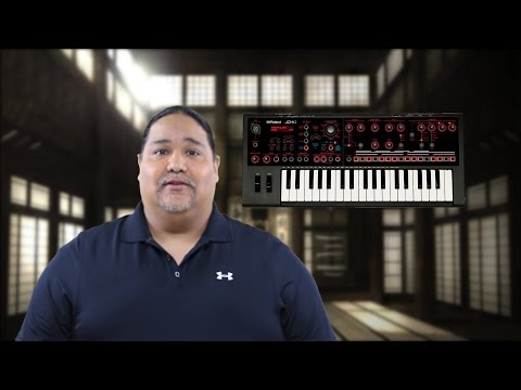 How to set up the Roland JD-Xi in Ableton Live