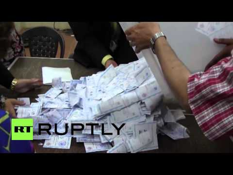 Egypt: Extended presidential election draws to close