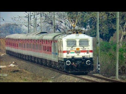 2918 GUJARAT SAMPARK KRANTI EXPRESS - ANAS KHAN