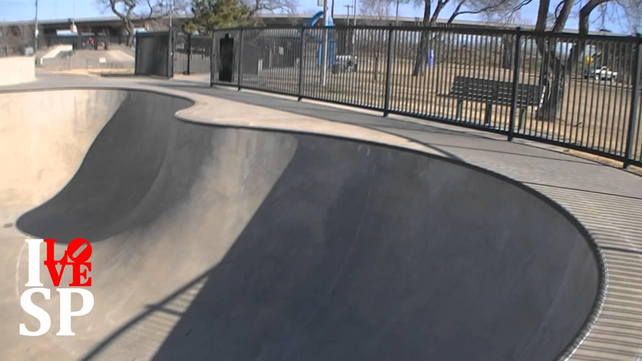 Mat Hoffman Action Sports Park Of Oklahoma City