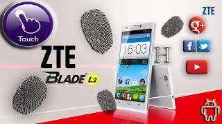 Calibrar Touch Sin ROOT Tutorial Español ZTE Blade L2