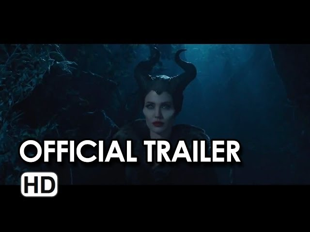 Maleficent Official Teaser Trailer (2014) HD - Angelina Jolie