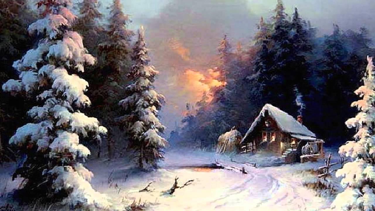 фото ліс зимою