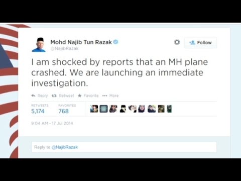Ukraine: Malaysia plane was 'shot' down