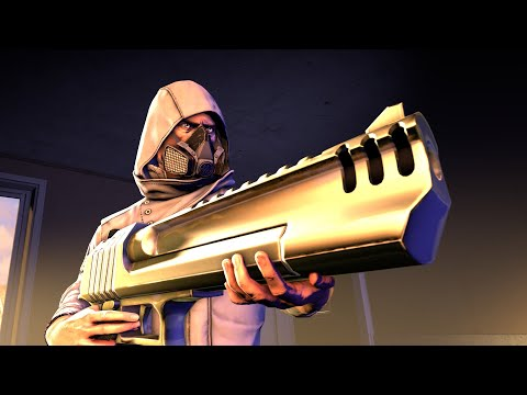 PUBG Animation - Best Gun Ever [SFM]