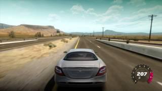 Forza Horizon Mercedes-Benz SLR McLaren Gameplay HD