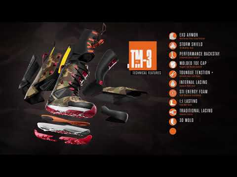 Thirtytwo TM-Three Snowboard Boots 2018