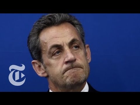 Nicolas Sarkozy's Many Legal Hurdles | Times Minute | The New York Times
