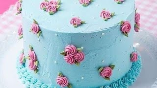 15 idéias diferentes para decorar bolos / bolos decorados parte 2