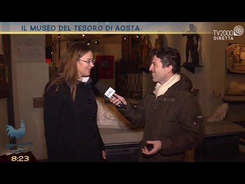 Il Museo del tesoro di Aosta