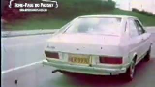 Comercial Do VW Passat 1974