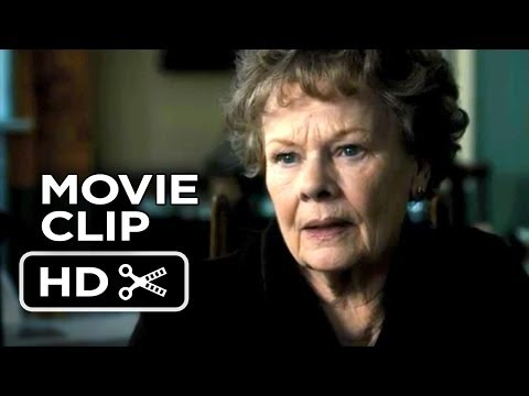 Philomena Movie CLIP - America (2013) - Steve Coogan, Judi Dench Drama HD