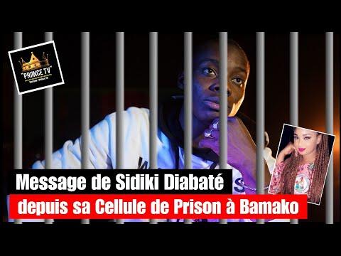 ? SIDIKI DIABATÉ, SON MESSAGE DEPUIS LA PRISON | PRIINCE TV