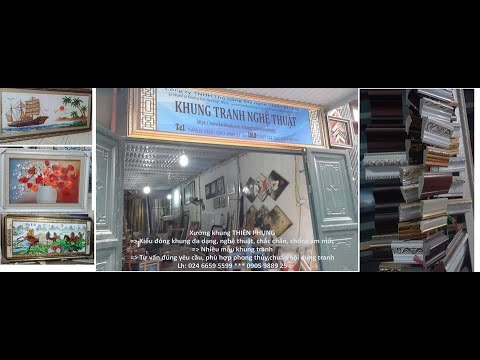 Lạc Trôi - Đóng khung tranh giá rẻ Thiên Phụng - 024.66595599 / 0905988925