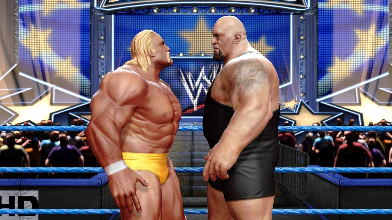 Wwe hulk hogan vs ric flair - 2b93