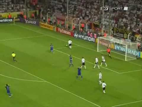 Italy - Germany (04.07.2006)