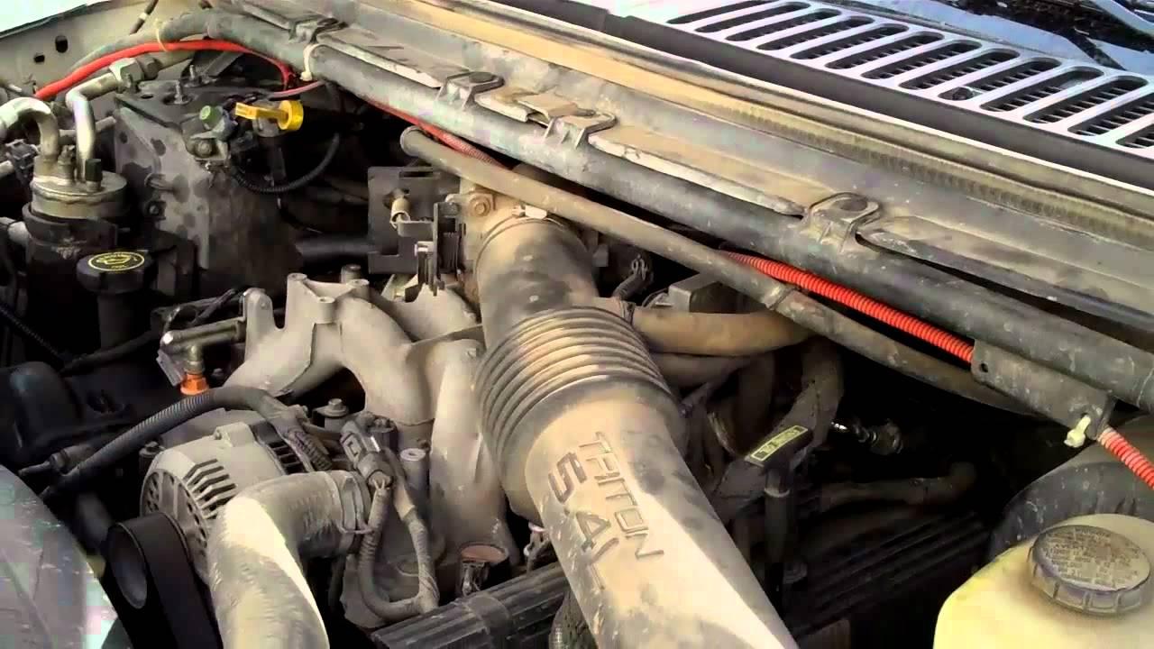 1999 Ford F250 Super Duty V10 Triton Egr Code401 Ford ...