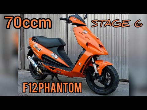 My Malaguti F12 Phantom 2010