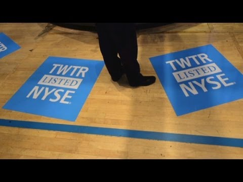 NYSE CEO on Twitter IPO and Facebook
