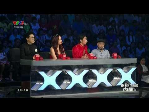 VIETNAM'S GOT TALENT 2014: VÒNG CHUNG KẾT - TỪ NHƯ TÀI [FULL HD]