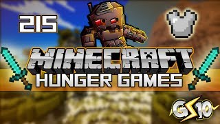 Minecraft Hunger Games w/ Graser! Game 215 - Iron Everywhere!