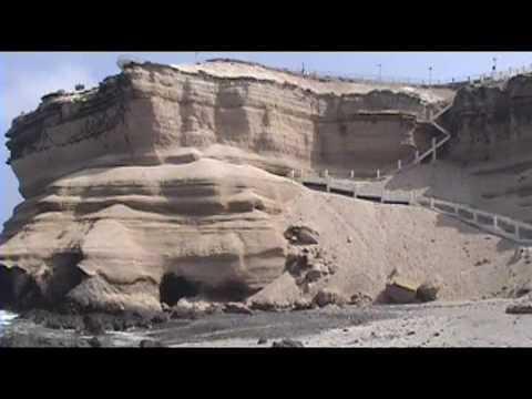 Museo de la Biodiversidad y Mirado en La Portada de Antofagasta