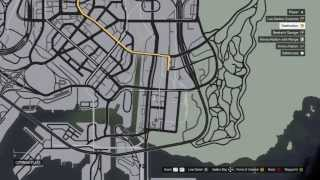 GTA 5 Getaway Car Tutorial Where To Put The Getaway Car