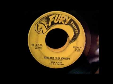 Hal Paige And The Whalers - Pour The Corn