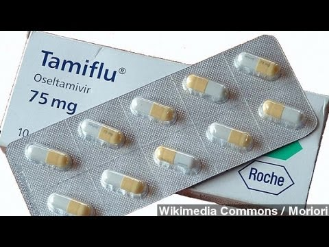 Is Stockpiling Tamiflu A Waste Of Government Money?