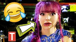 10 Funniest Bloopers You Never Saw From Descendants 2