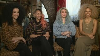 Neon Jungle Interview: Girls Talk One Direction And Little