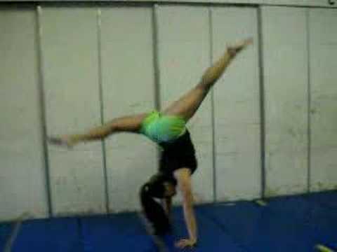 Gymnastics Tip #13 (Back Walkover) With Coach Meggin