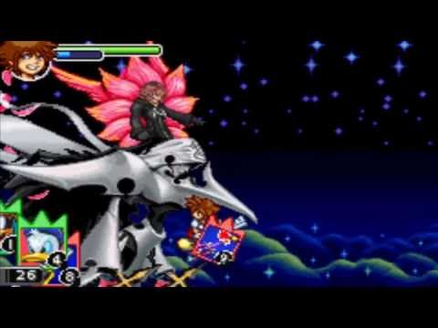 Kingdom Hearts - Chain of Memories - Kingdom Hearts: Chain of Memories - Boss #23 Marluxia II - User video